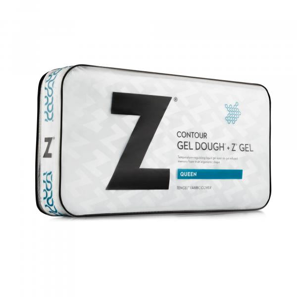 Malouf Contour Gel Dough™ + Z™ Gel Pillow-Malouf-Sleeping Giant