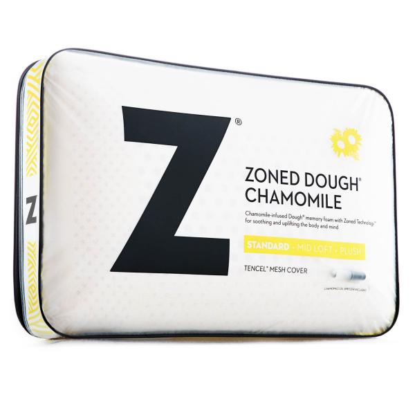 Malouf Zoned Dough® + Chamomile Pillow-Malouf-Sleeping Giant