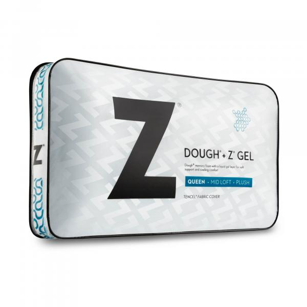 Malouf Dough® + Z™ Gel Pillow-Malouf-Sleeping Giant