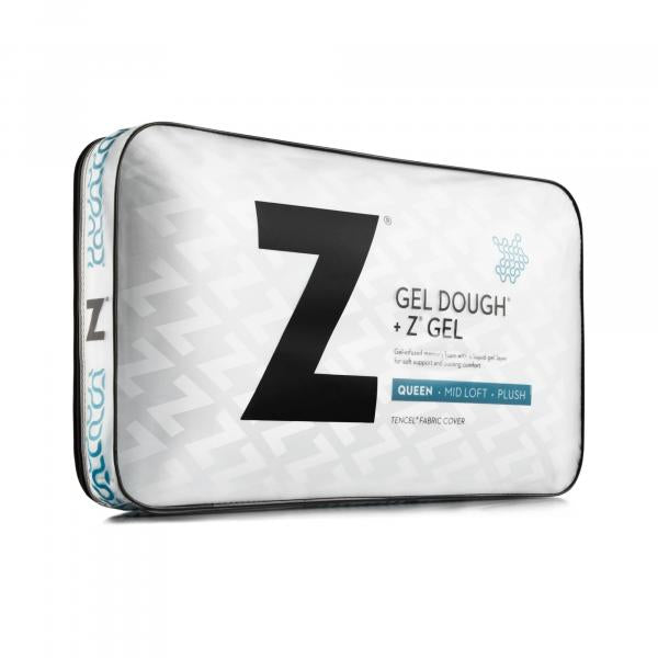 Malouf Gel Dough® + Z™ Gel Pillow-Malouf-Sleeping Giant