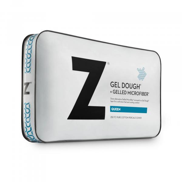 Malouf Gel Dough® + Gelled Microfiber® Pillow-Malouf-Sleeping Giant