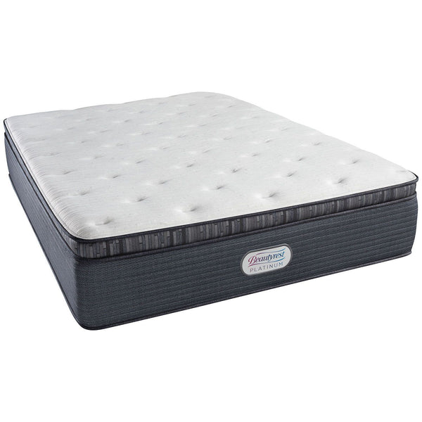 Beautyrest Platinum Belmont Avenue Plush Pillow Top-Simmons-Sleeping Giant