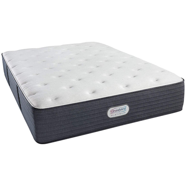 Beautyrest Platinum Belmont Avenue Plush-Simmons-Sleeping Giant