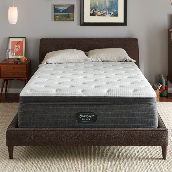 Beautyrest Silver BRS900-C™ Plush Pillow Top-Simmons-Sleeping Giant