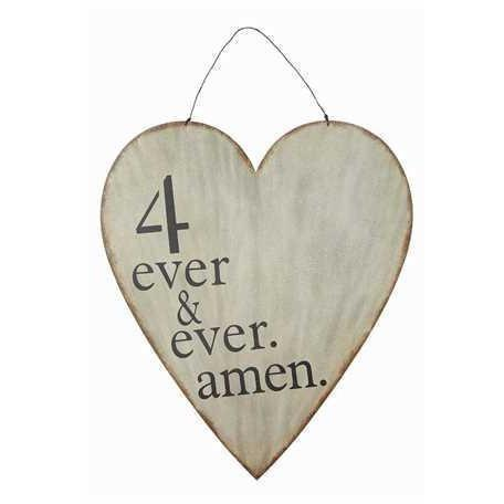 Coop 4 Ever & Ever Amen Metal Wall Art-COOP-Sleeping Giant