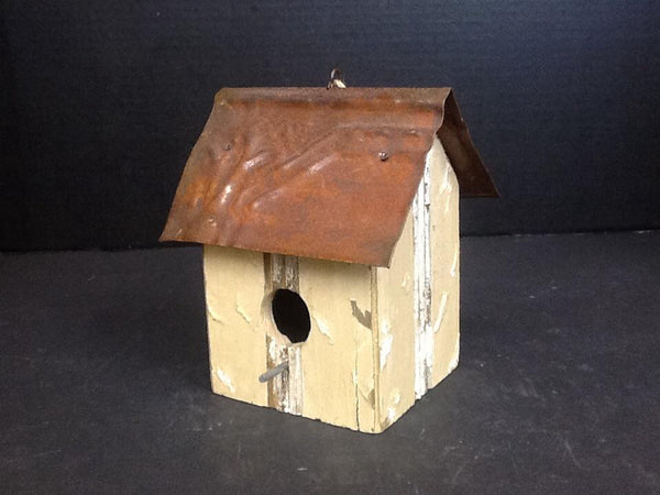 Coop Square Bird House-COOP-Sleeping Giant