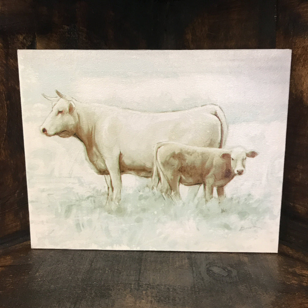 COOP Canvas Cow Print-COOP-Sleeping Giant
