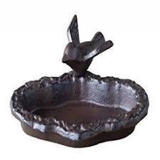 COOP Cast Iron Bird Dish-COOP-Sleeping Giant