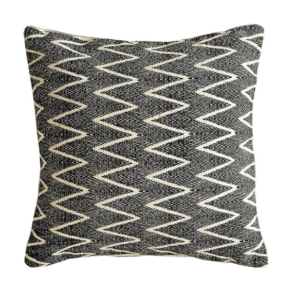 COOP Chevron Square Cotton Pillow-COOP-Sleeping Giant