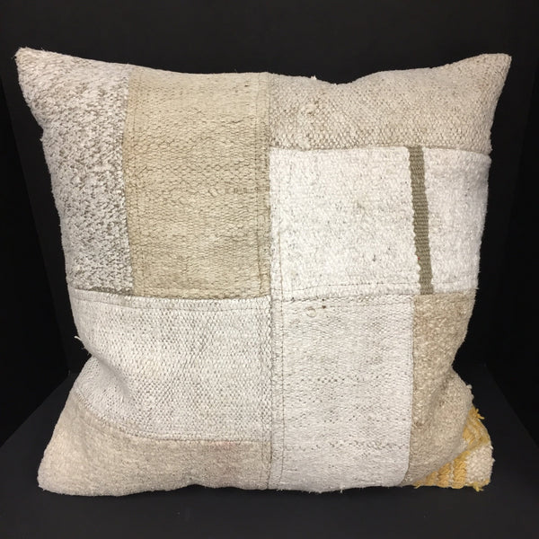 COOP Cream Woven Pillow-COOP-Sleeping Giant