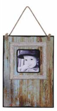 COOP Distressed Wood Picture Frame-COOP-Sleeping Giant