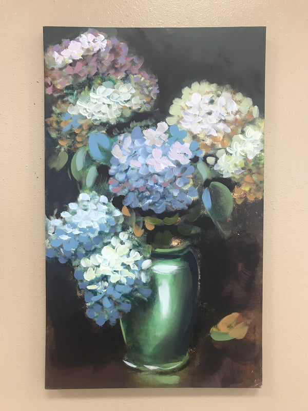 COOP Flowers in a Vase Wall Art-COOP-Sleeping Giant