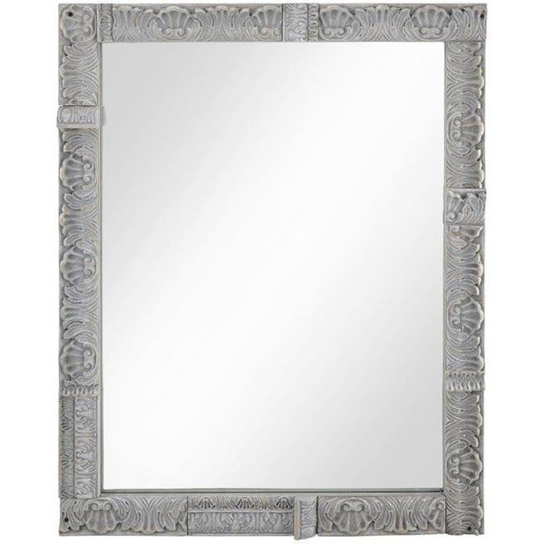 COOP Frame Mirror Rustic Grey-COOP-Sleeping Giant