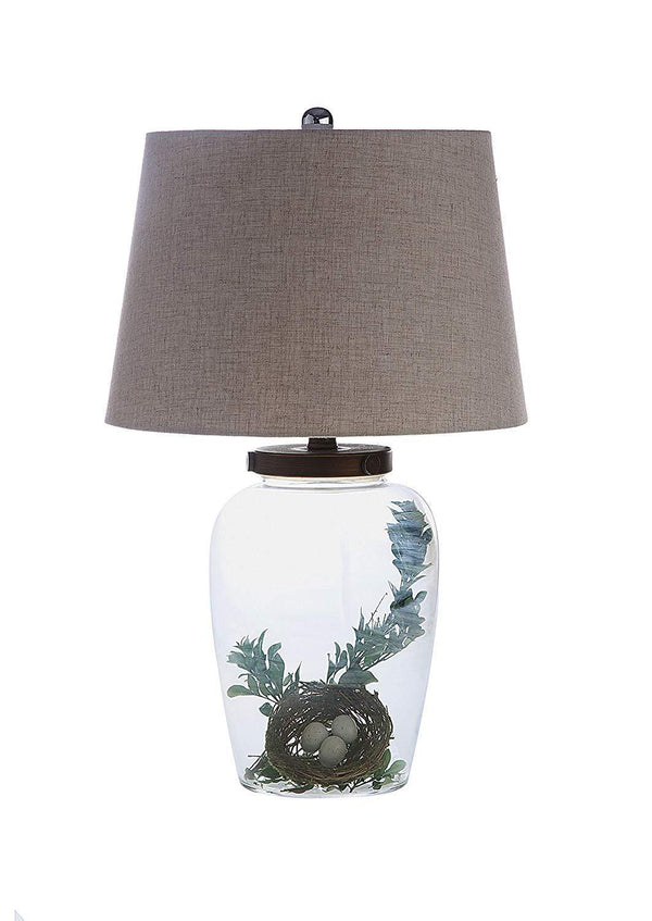 Coop Glass Fillable Table Lamp-COOP-Sleeping Giant