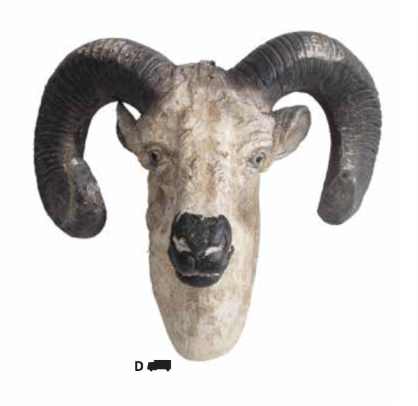 COOP Magnesia Ram Head-COOP-Sleeping Giant