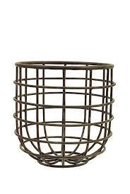 COOP Metal Wire Basket-COOP-Sleeping Giant
