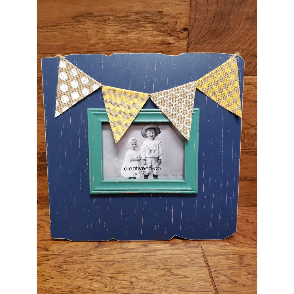 COOP Photo Frame W/ Banners-COOP-Sleeping Giant