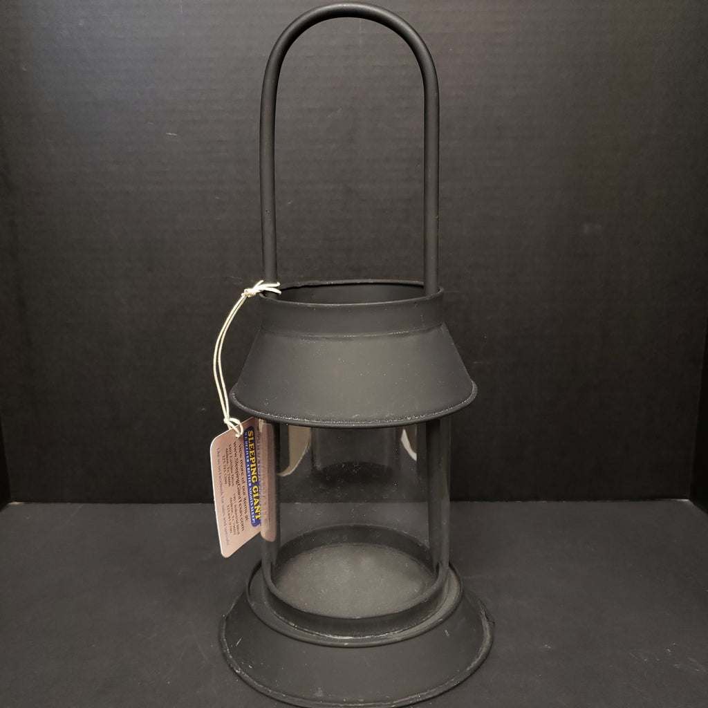COOP Rustic Black Lantern-COOP-Sleeping Giant