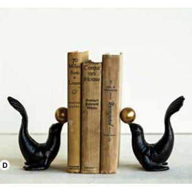 COOP Seal Bookend Set-COOP-Sleeping Giant
