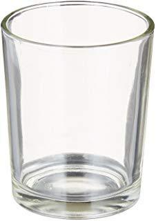 COOP Votive Candle Holder Clear-COOP-Sleeping Giant