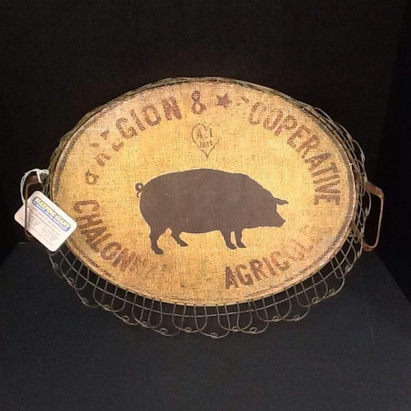 COOP Wire Tray W/ Animal-COOP-Sleeping Giant