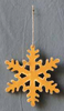 COOP Wood Snowflake Ornament-COOP-Sleeping Giant