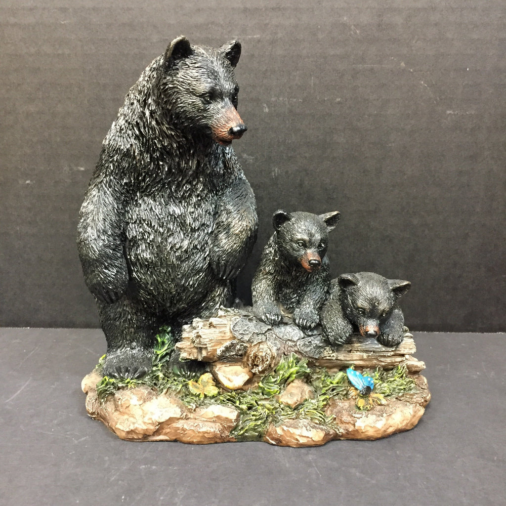 DeLeon Bear with Cubs-DeLeon-Sleeping Giant