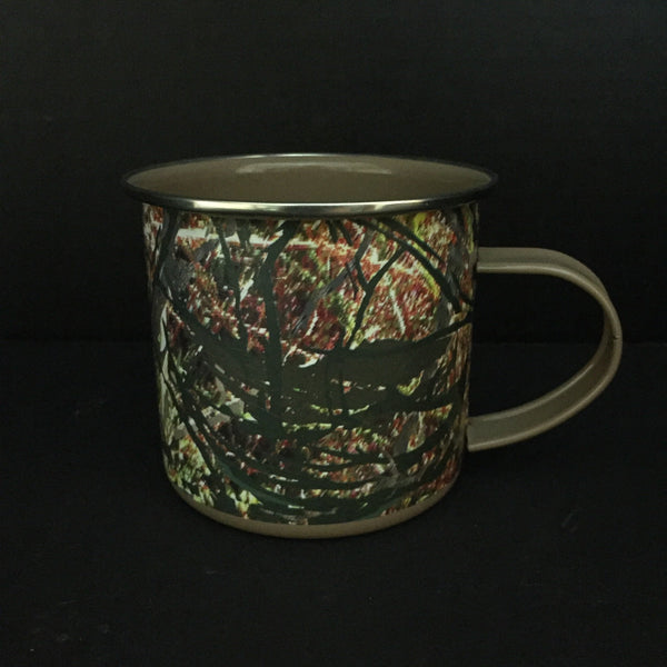 DeLeon Camo Metal Mug-DeLeon-Sleeping Giant