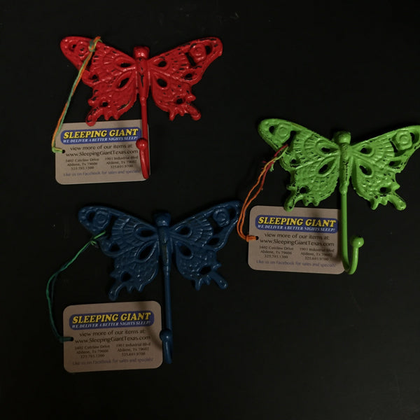 Deleon Metal Butterfly Hook Colors-DeLeon-Sleeping Giant