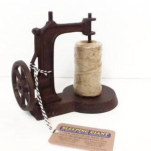 Deleon Nostalgic Sewing Machine Twine Dispenser-DeLeon-Sleeping Giant