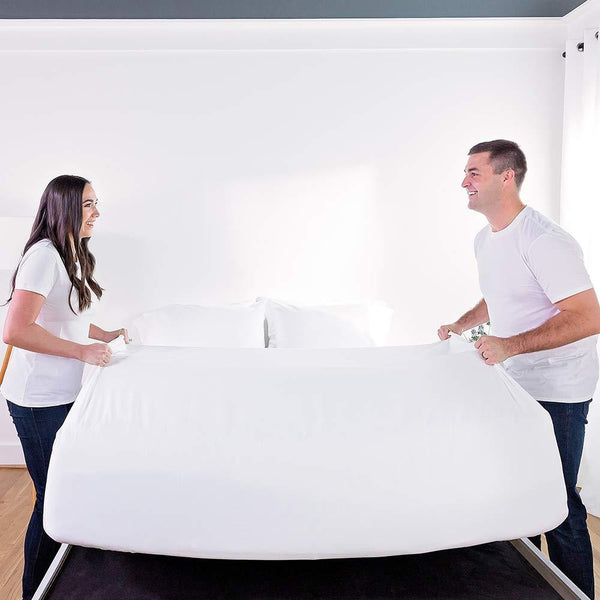 DreamFit 4° DreamCool Mattress Pad-Hometex-Sleeping Giant