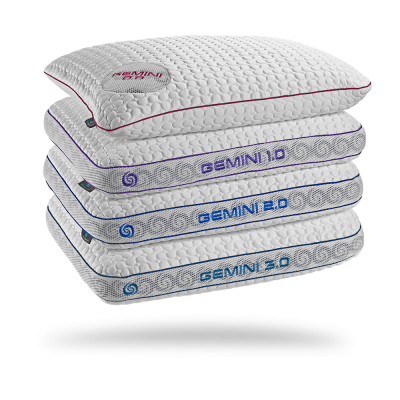 Bedgear Gemini 1.0 Pillow-Bedgear-Sleeping Giant