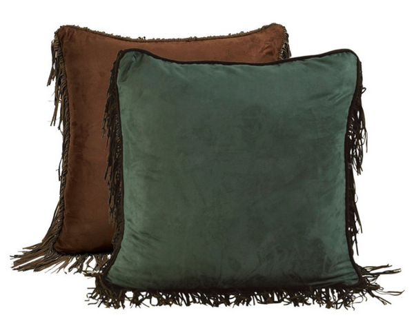 Hiend Fringed Euro Sham-Hiend-Sleeping Giant