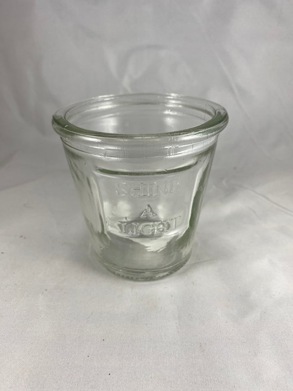 COOP Glass Candle Holder-COOP-Sleeping Giant
