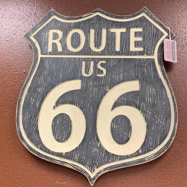 Rainbow Route 66 Sign-Rainbow-Sleeping Giant
