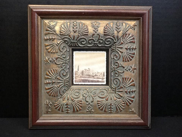 IMAX Antique Picture Frame-IMAX-Sleeping Giant