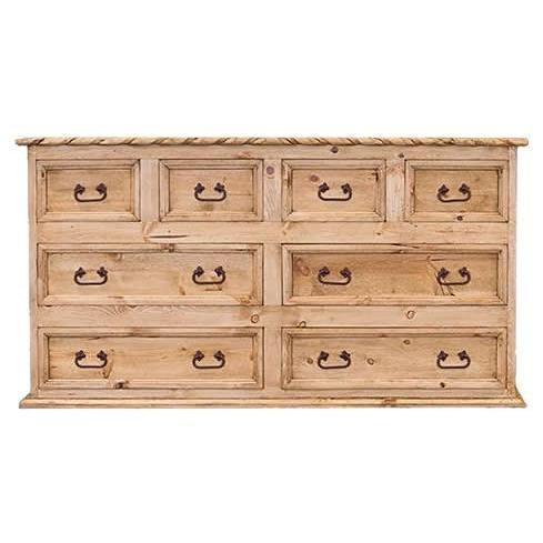 LMT 8-Drawer Dresser With Rope-LMT-Sleeping Giant