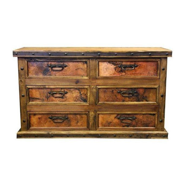LMT Copper Panel Dresser-LMT-Sleeping Giant