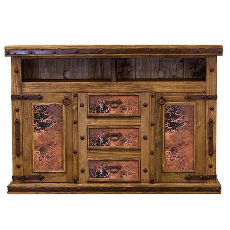 LMT Copper Panel TV Dresser-LMT-Sleeping Giant