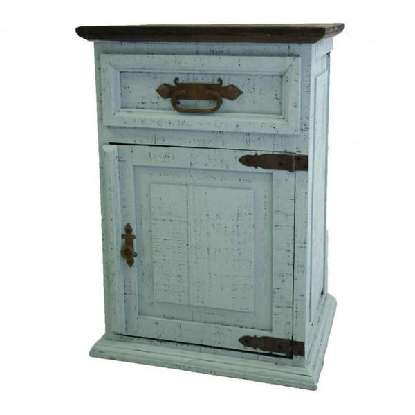 LMT Distressed Nightstand-LMT-Sleeping Giant