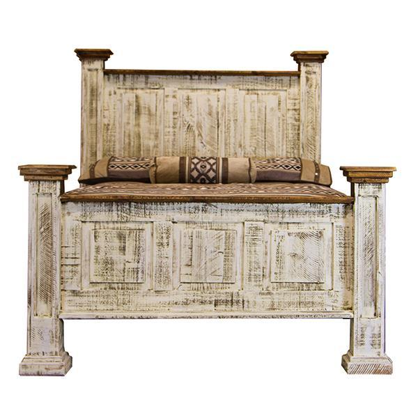 LMT Distressed Oasis Bed-LMT-Sleeping Giant