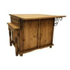 LMT Kitchen Island With Pull Out Table-LMT-Sleeping Giant
