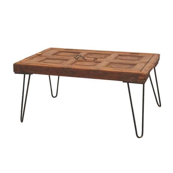 LMT Old Door Coffee Table-LMT-Sleeping Giant