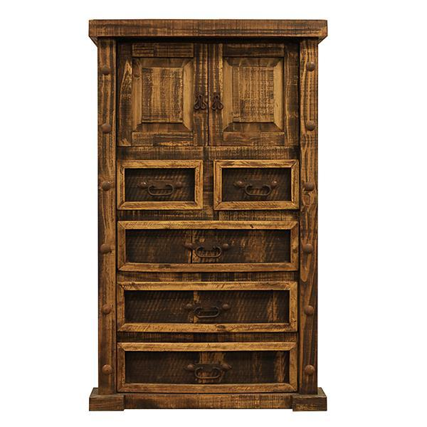 LMT Rough Cut Pine Chest-LMT-Sleeping Giant