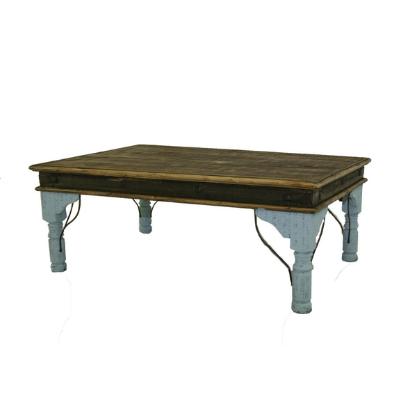 LMT Turquoise Indian Occasional Table Collection-LMT-Sleeping Giant