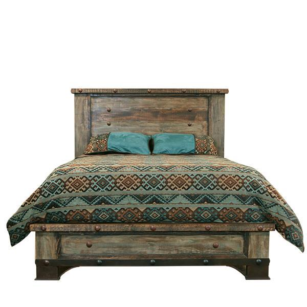 LMT Urban Rustic Bed-LMT-Sleeping Giant