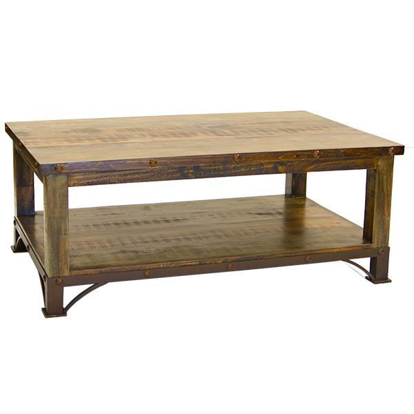 LMT Urban Rustic Occasional Table Collection-LMT-Sleeping Giant