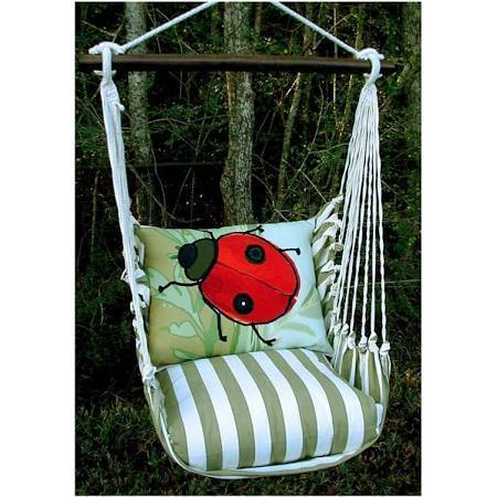 Magnolia Casual Tote Hammock Chair-Magnolia Casual-Sleeping Giant