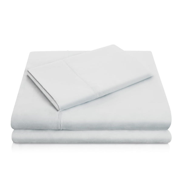 Malouf Brushed Microfiber Ash Pillowcase-Malouf-Sleeping Giant