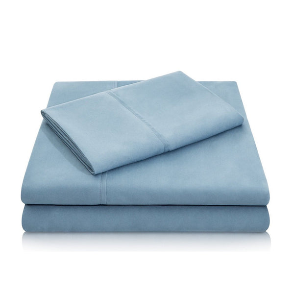 Malouf Brushed Microfiber Pacific Pillowcase-Malouf-Sleeping Giant